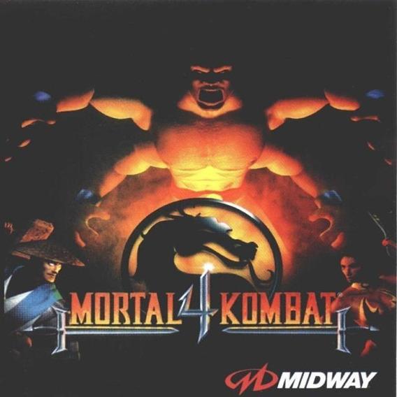 Mortal Kombat 4 Jogo Para Pc + Bônus Grátis
