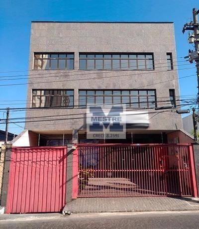 Prédio À Venda, 800 M² Por R$ 3.000.000,02 - Vila Antonieta - Guarulhos/sp - Pr0043
