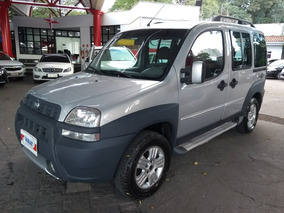 Fiat Doblò 1.8 Mpi Adventure 8v Flex 4p Manual