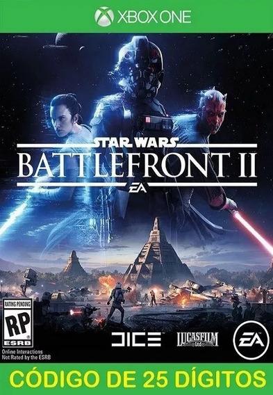Star Wars Battlefront 2 Xbox One - 100% Original (25 Díg.)
