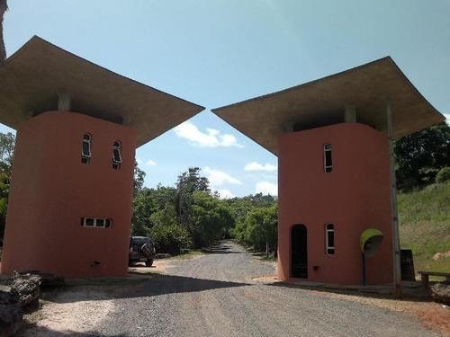 Imagem 1 de 16 de Terreno - Condomínio Jardim Das Paineiras - Te0649