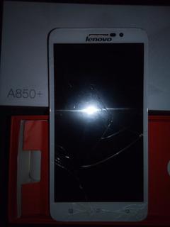 Lenovo A850 Plus Blanco Para Repuesto O Reparar
