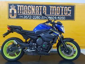 Yamaha Xj6 N Azul Abs - 2019 - Km 1.200
