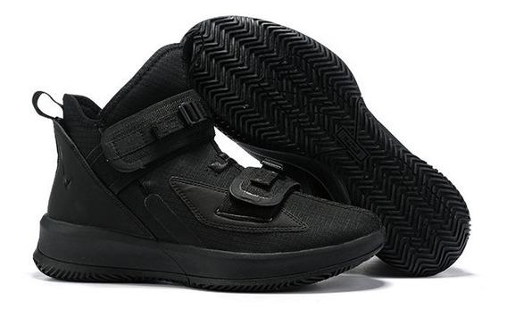 Tenis Nike Lebron Soldier 13 Na Caixa Varias Cores 34 Ao 43