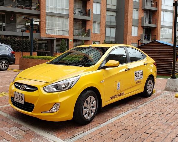 Taxi Hyundai I25 Modelo 2019
