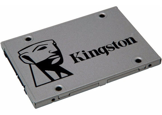 Disco Sólido Kingston 120gb A400 500 Mbps 2.5 Sata 4