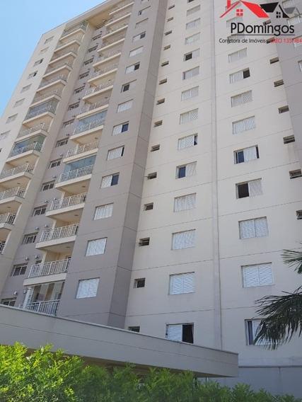 Apartamento Em Excelente Localização No Condomínio Central Park Home Resort, Localizado Na Vila Industrial / Ponte Preta, Na Cidade De Campinas - Sp!! - Ap00301 - 34628832