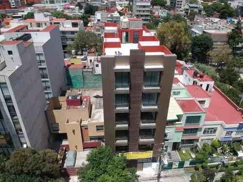 Hermoso Departamento En Renta Ubicado En Colonia Del Valle