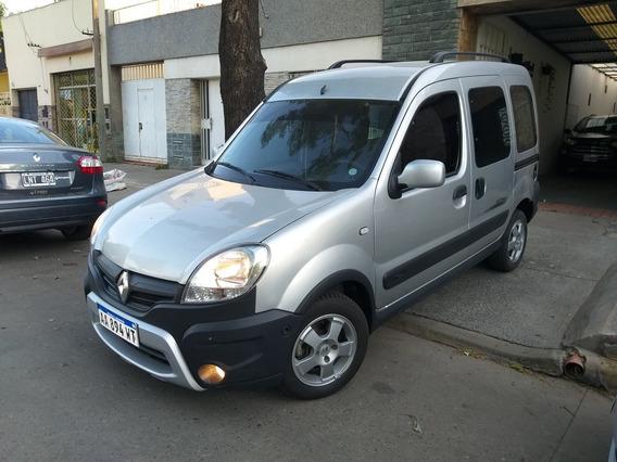 Renault Kangoo Sporway, Brekc.