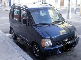 Chevrolet Wagon R Modelo 2001 Azul