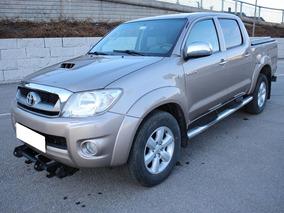 Toyota Hilux D-cab 3,0 D-4d