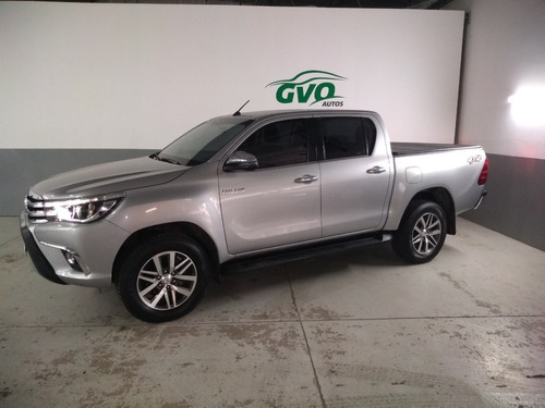 [blois] Toyota - Hilux 4x4 Cd Srx 6at 2.8 Tdi 2018