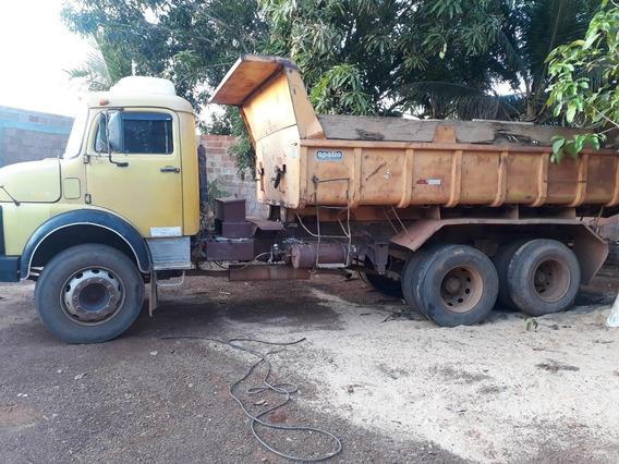 Caminhão Caçamba Trukado Reduzido Força Bruta