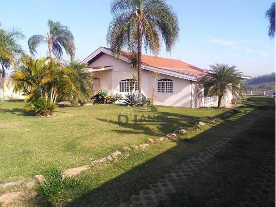 Casa À Venda, 480 M² Por R$ 1.300.000,00 - Chácara Bela Vista - Campinas/sp - Ca13519