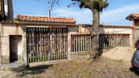 Ótima Casa No Gaivota Em Itanhaém Litoral Sul - 5677   Npc