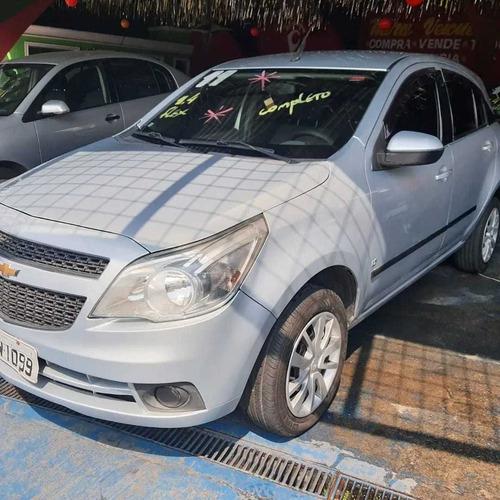 Imagem 1 de 5 de Chevrolet Agile 2011 1.4 Lt 5p