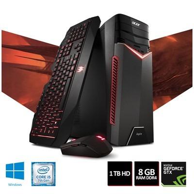 Desktop Gamer Acer Aspire Gx-783-br11 Intel® Core I5 8gb Ra