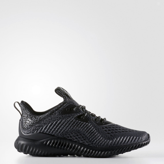 Tenis adidas Alphabounce Ams Core Black 100% Original