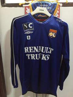 Camisa De Treino Lyon, Usada Por Juninho