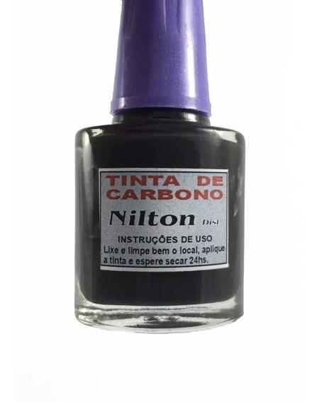Tinta Condutiva De Carbono