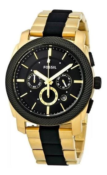 Relógio Fossil Masculino Fs5261/4pn Garantia Original