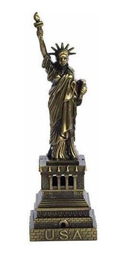 Escultura Prow Estatua De Bronce De La Libertad Estatua De A