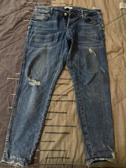 Pantalones Y Jeans Zara Para Hombre Jean Mercadolibre Com Mx