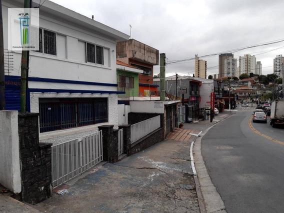 Sobrado Para Alugar, 250 M² Por R$ 5.500,00/mês - Santana - São Paulo/sp - So0362
