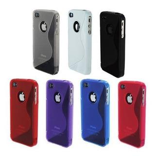 Forro iPhone 4-4s///servicio A Domicilio///