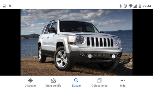 Jeep Patriot Automatica