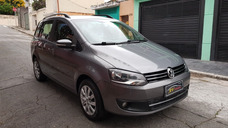 Volkswagen Spacefox 1.6 Trend Total Flex 5p 2011