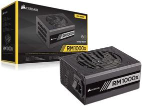 Fonte 80plus Gold Rmx 1000w Atx Pfc Ativo Bivolt Modular
