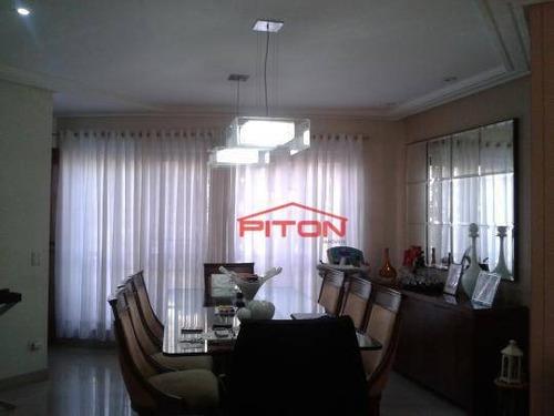 Apartamento Com 3 Dormitórios À Venda, 108 M² Por R$ 900.000,00 - Penha De França - São Paulo/sp - Ap0717