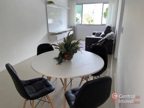 Apartamento De 02 Dormitorios - Bairro Das Nações - Ap2768