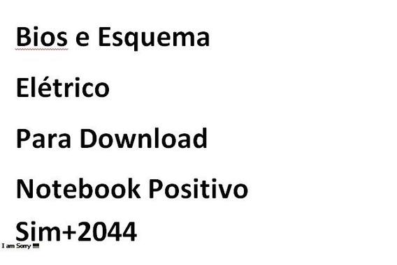 Bios E Esquema Elétrico Notebook Positivo N250i