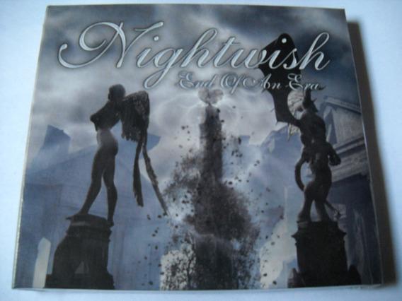 Nightwish End Of An Era 2 Cds Nems Sellado Descatalogado