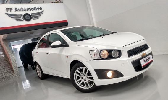 Chevrolet Sonic Ltz, Top De Linha