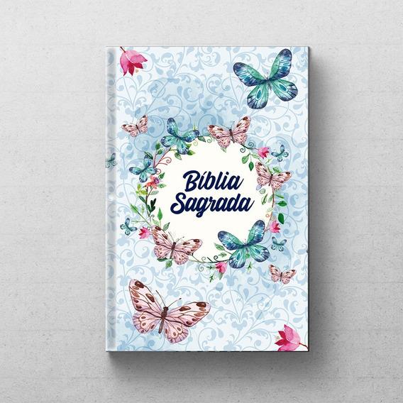 Bíblia Floral Borboleta