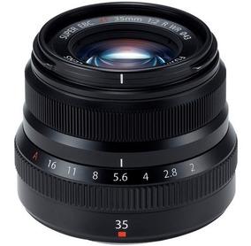 Lente Fuji Fujifilm Xf 35mm F/2 R