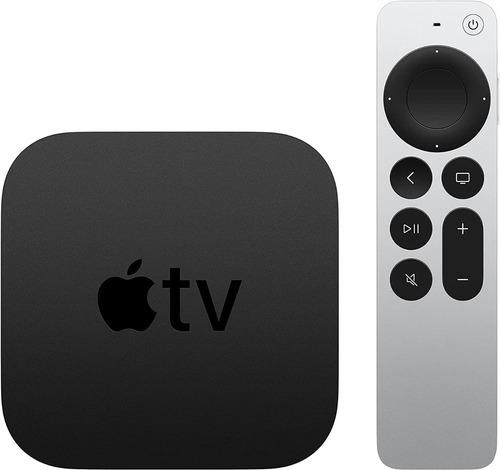 Imagen 1 de 6 de Apple Tv 2021 4k 64gb
