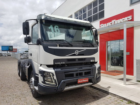 Volvo Fmx 500 6x4 2016 = Selectrucks