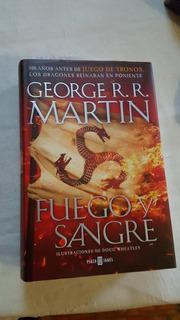 Fuego Y Sangre - George R. R. Martin Libro Físico