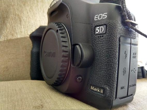 Canon 5d Mark 2 - Máquina Fotográfica