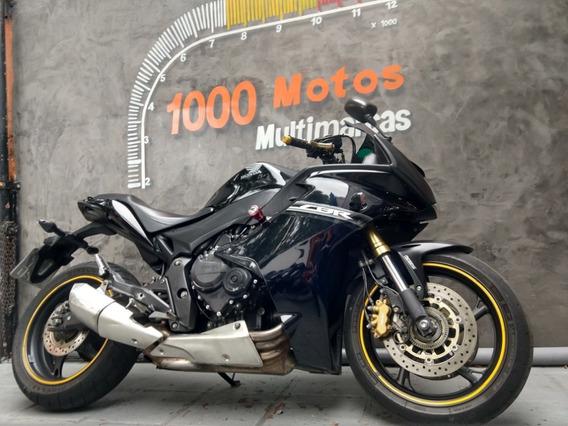 Honda Cbr 600 F Abs 2012 Otimo Estado Aceito Moto