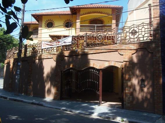 Sobrado Em Jardim Rosa De Franca, Guarulhos/sp De 339m² 4 Quartos À Venda Por R$ 595.000,00 - So241968