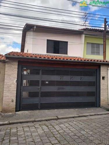 Imagem 1 de 12 de Venda Sobrado 3 Dormitórios Ponte Grande Guarulhos R$ 689.000,00 - 29376v
