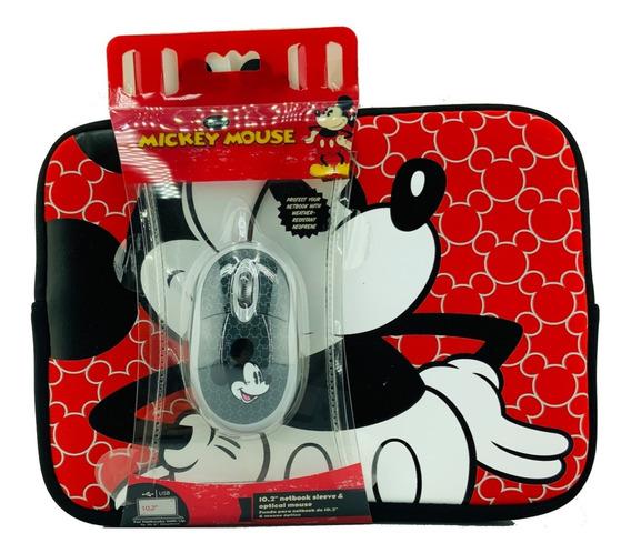 "DISNEY Romero Britto  Mickey Mouse 15/"" laptop Cover *Brand New*"