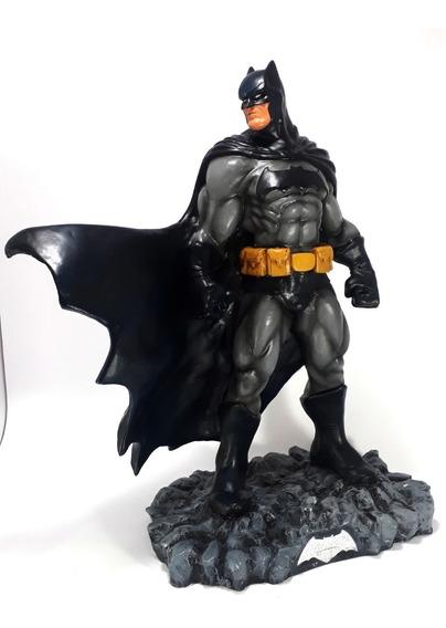 Batman Escultura De Resina 1/5 40 Cm
