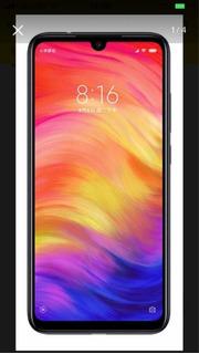 Xiaomi Redmi Note 7 Dual Sim 64 Gb Bright Black (4 Gb Ram)