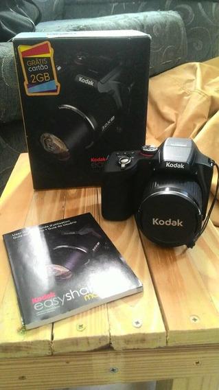 Câmera Semi Profissional Kodak Easyshare Max Z990 Zoom 30x
